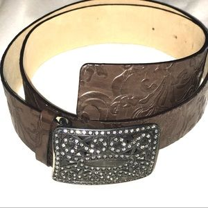 TANNER Made In Italy Belt